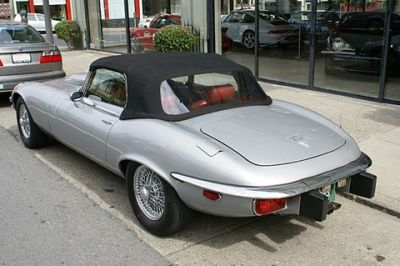 Used 1974 Jaguar E Type Series 3