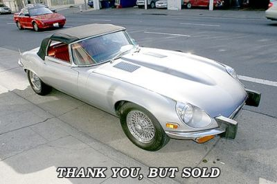 Used 1974 Jaguar E-Type  Series 3