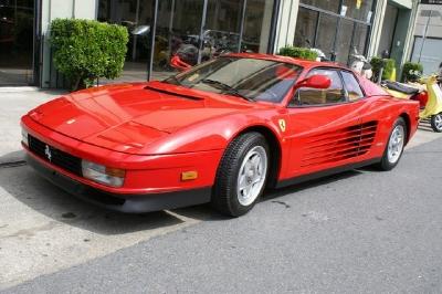 Used 1985 Ferrari Testarossa