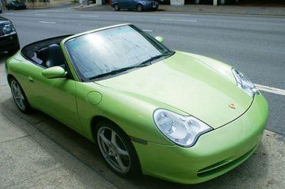 Used 2002 Porsche Carrera 2 Cabriolet