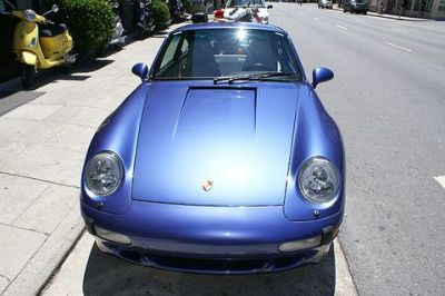 Used 1997 Porsche 993 Twin Turbo