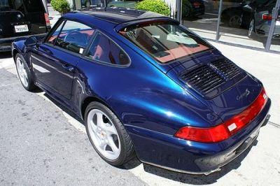 Used 1998 Porsche Carrera 2 S