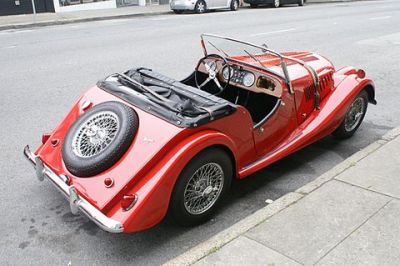 Used 1964 Morgan 4
