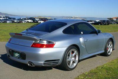 Used 2002 Porsche Turbo
