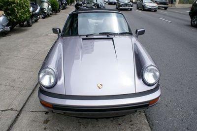 Used 1988 Porsche Carrera 2 Cabriolet