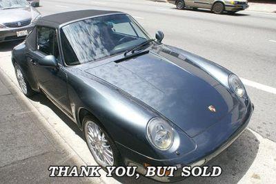 Used 1995 Porsche Carrera 2 Cabriolet