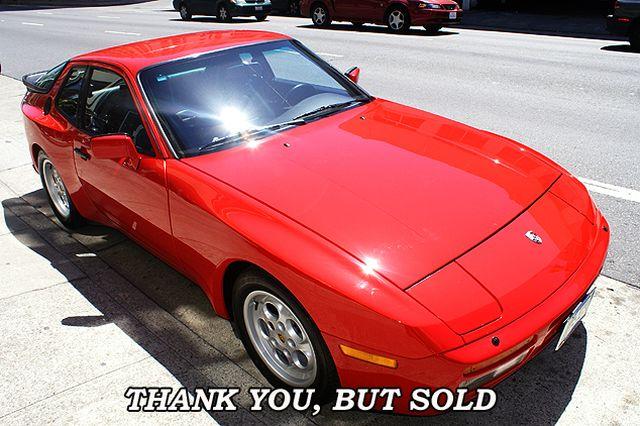 Used 1986 Porsche 944 Turbo