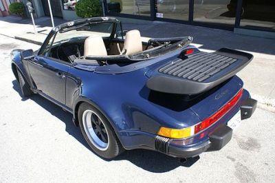 Used 1986 Porsche Carrera Cabriolet