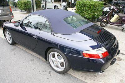 Used 2000 Porsche Carrera 2 Cabriolet