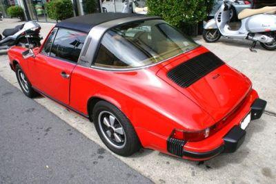 Used 1975 Porsche 911S Targa