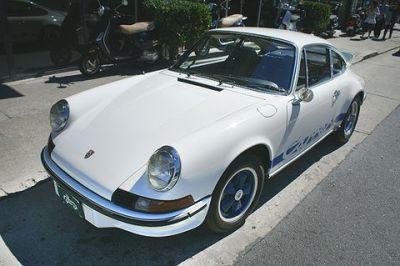 Used 1973 Porsche Carrera RS