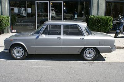 Used 1967 Alfa Romeo Super