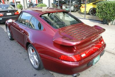 Used 1996 Porsche Turbo