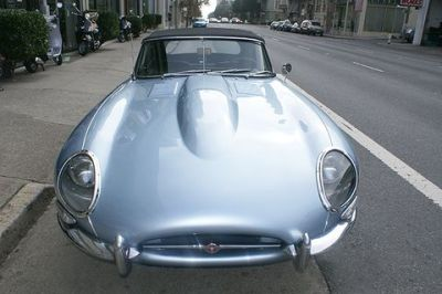 Used 1967 Jaguar E Type Series I 42 Litre