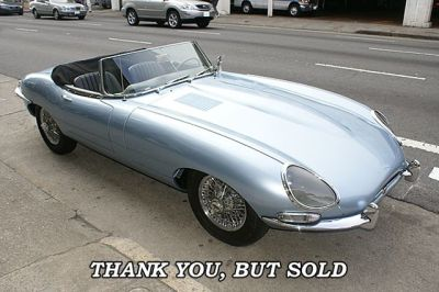 Used 1967 Jaguar E-Type  Series I 4.2 Litre