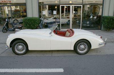 Used 1957 Jaguar XK140