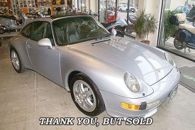 Used 1996 Porsche Carrera 2 Targa