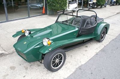 Used 1973 Lotus Super 7 S4