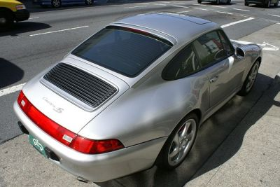 Used 1997 Porsche Carrera 4S