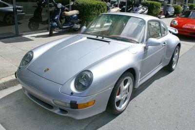 Used 1996 Porsche 993 Turbo