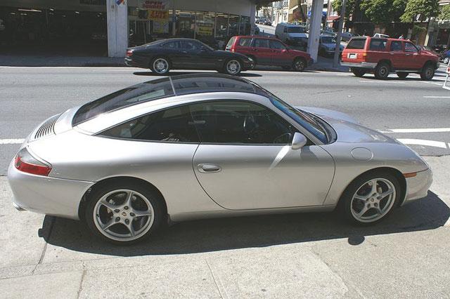 Used 2002 Porsche Targa