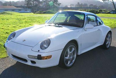 Used 1997 Porsche Carrera 2S