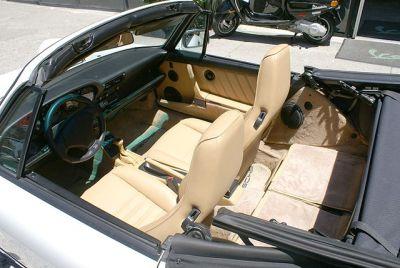 Used 1990 Porsche C4 Cabriolet