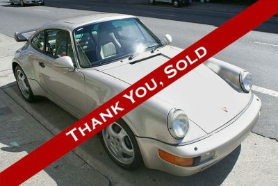 Used 1991 Porsche 964 Turbo