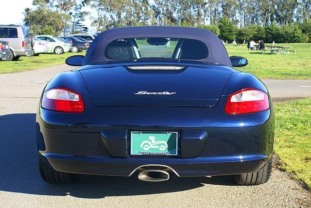 Used 2007 Porsche Boxster