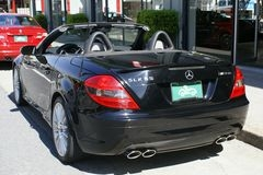 Used 2005 Mercedes Benz SLK55 AMG