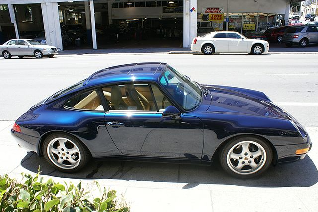 Used 1997 Porsche Carrera