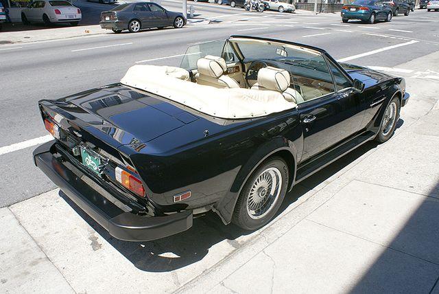 Used 1988 Aston Martin Vantage Volante