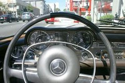 Used 1969 Mercedes Benz 280SL