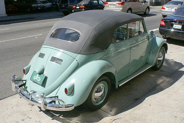 Used 1961 Volkswagen Beetle