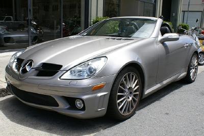 Used 2008 Mercedes Benz SLK55 AMG SLK55 AMG
