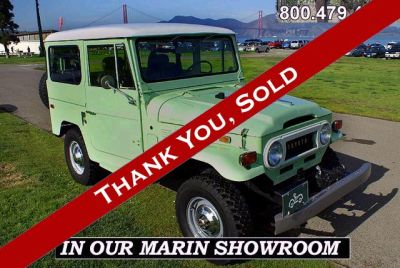 Used 1969 Toyota Land Cruiser FJ40