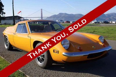 Used 1972 Lotus Europa Twin Cam