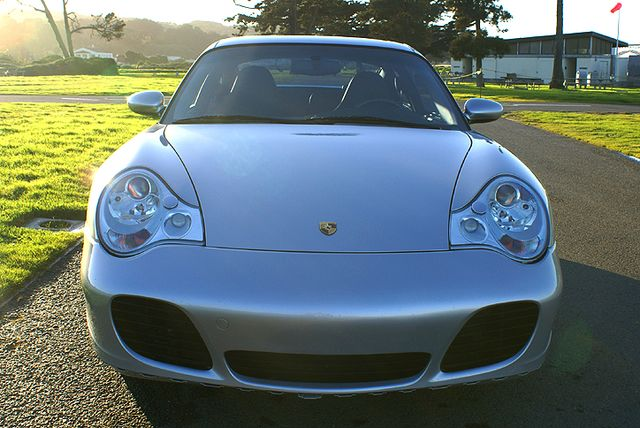 Used 2003 Porsche Turbo X50