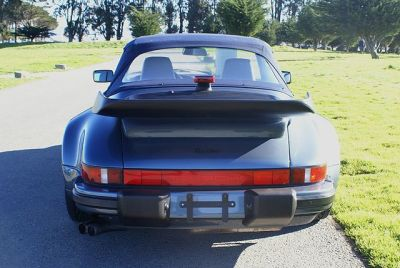 Used 1988 Porsche 930 Turbo Cabriolet