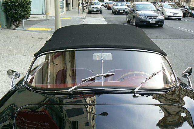 Used 1958 Porsche Speedster