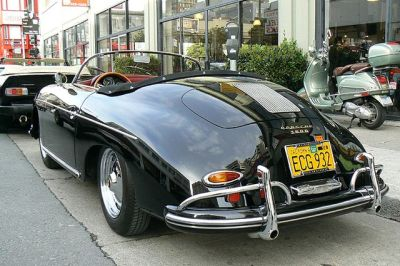 Used 1958 Porsche Speedster