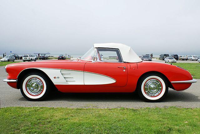 Used 1958 Chevrolet Corvette