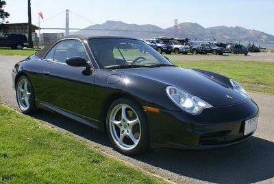 Used 2003 Porsche Carrera Cabriolet