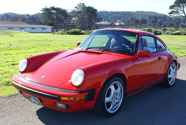 Used 1988 Porsche Carrera