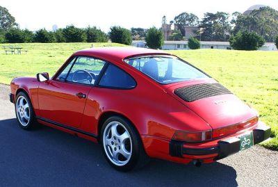 Used 1988 Porsche Carrera