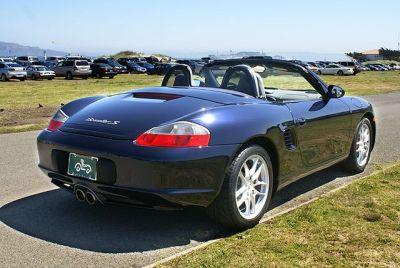 Used 2003 Porsche Boxster S