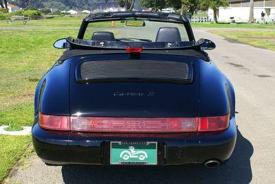 Used 1994 Porsche Carrera 2 Cabriolet