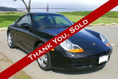 Used 1999 Porsche Carrera
