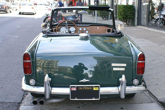 Used 1968 Triumph TR 250