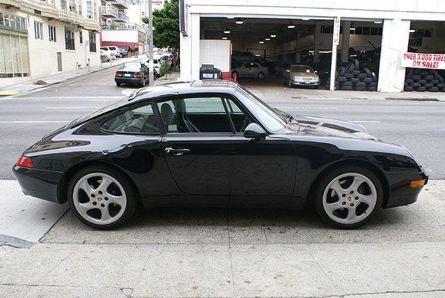 Used 1996 Porsche Carrera
